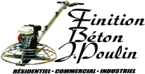 Finition Beton J. Poulin logo
